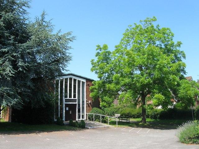 Corpus Christi Catholic Church, Henfield