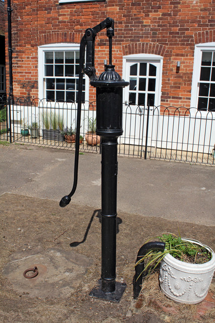 Water Pump, Pump Street, Orford