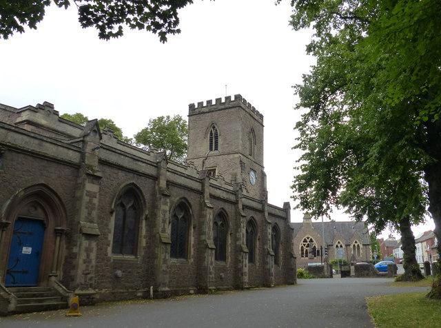 Enderby Parish Church