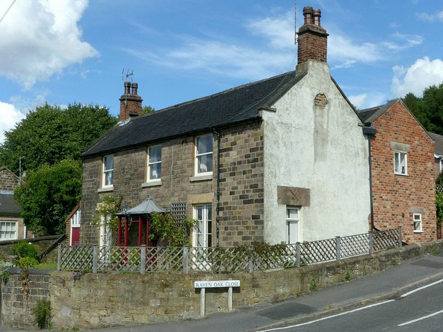 Fleet House, The Fleet, Belper