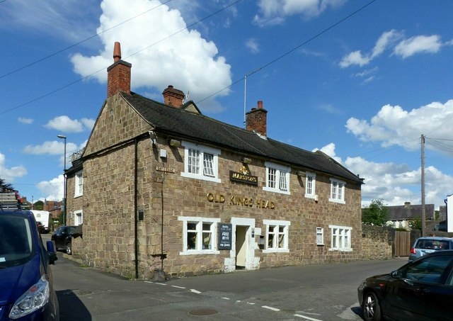 The Old King's Head, Belper