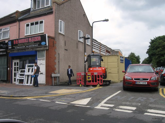 Coleridge Road E17