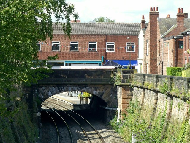 King Street railway bridge, Belper