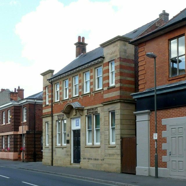 Former Post Office, Strutt Street