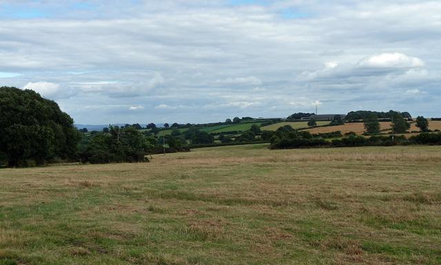 Farmland near Westhope