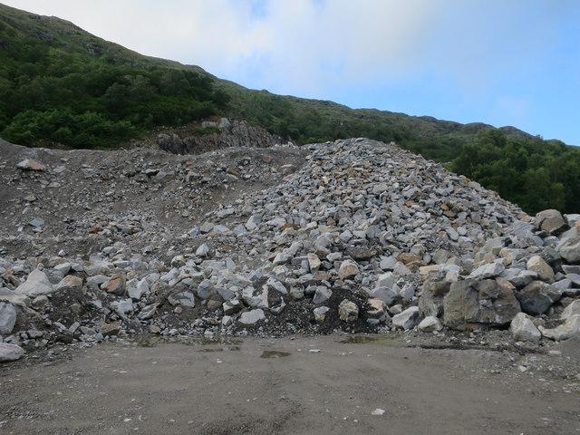 Bonawe quarry