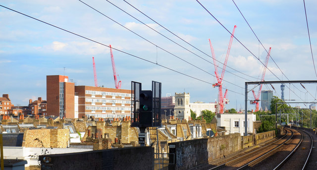 Cranes and Wires, Kentish Town