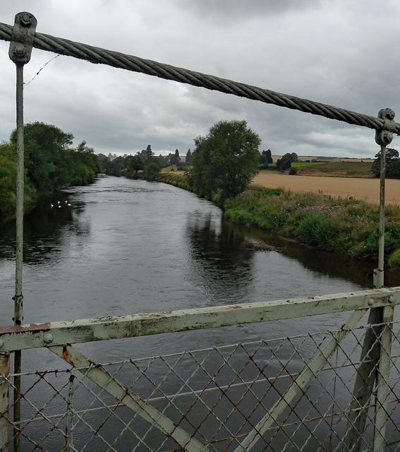 River Wye near Foy (1)