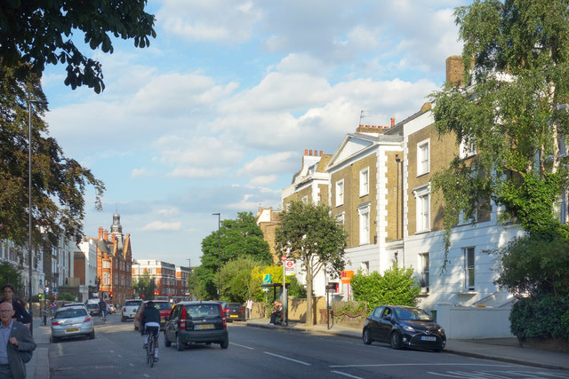 Prince of Wales Road, Kentish Town