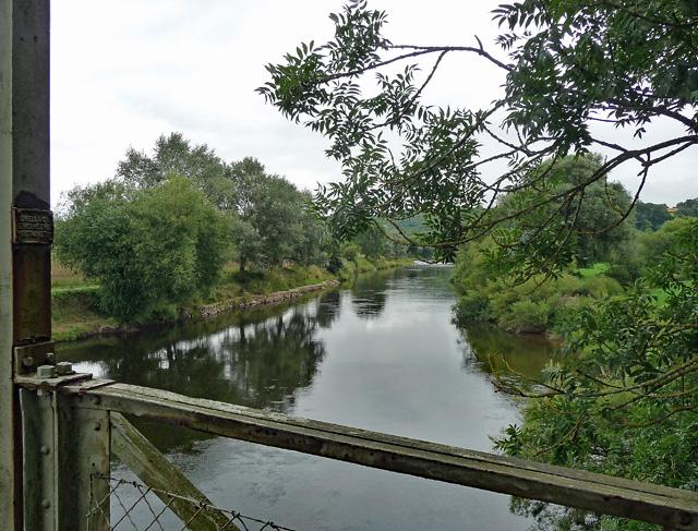 River Wye near Foy (2)