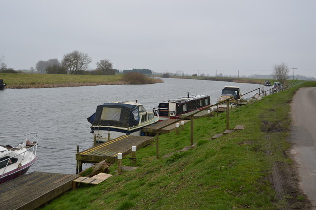 Moorings, River Great Ouse