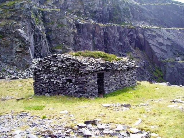 Quarry Blast Shelter