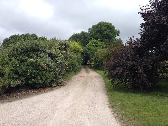Path to Rosliston