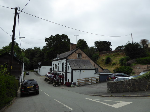 The Talbot Hotel & Restaurant at Berriew