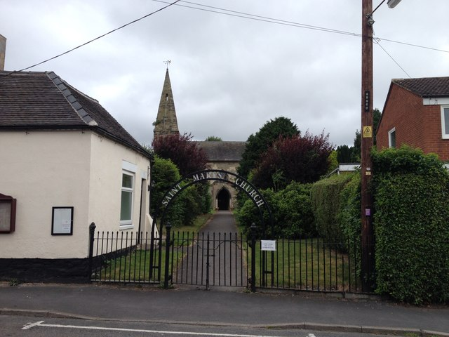 Rosliston Church