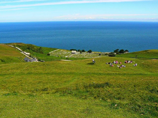 View north from Great Orme, Llandudno