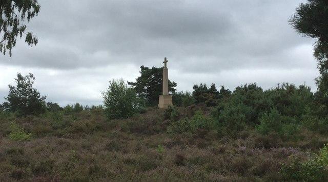 War Memorial near Blackheath