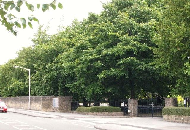 Lichfield Lane, Mansfield, Notts.