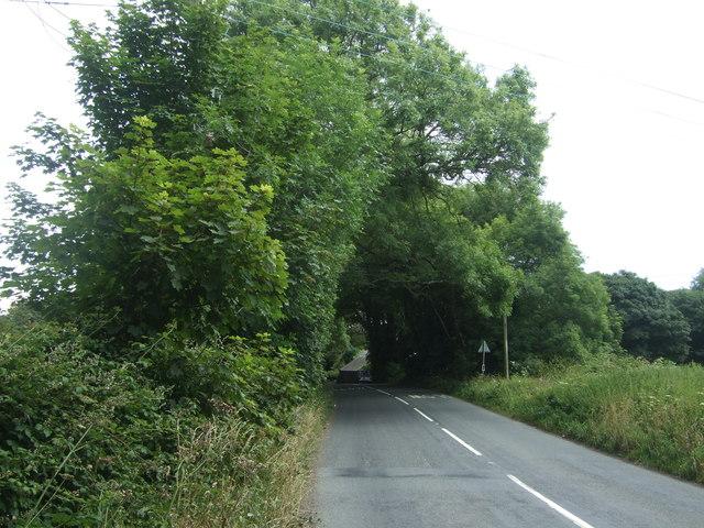 A30 near Trereife