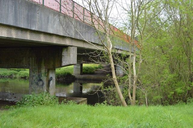 Bridge, River Little Ouse