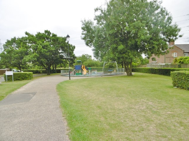 Marchwood, play area