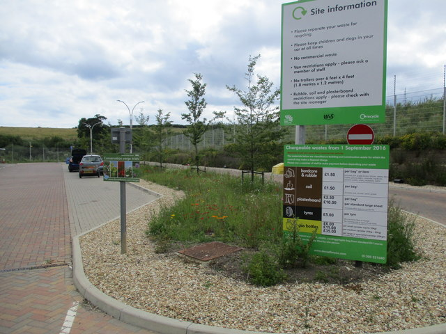 Bridport Waste Management/Recycling Centre