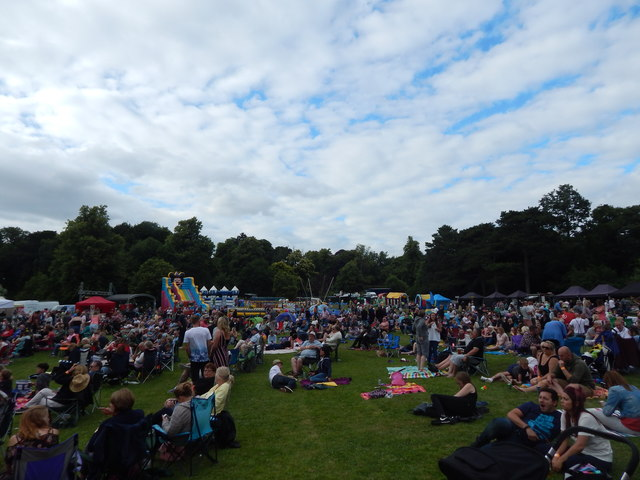 Nearly festival day 2 2017