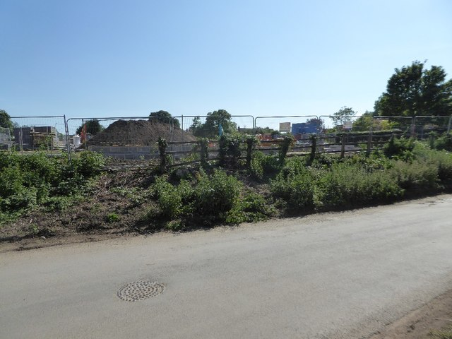 Newland building site
