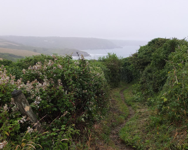 Path to Kennack Sands