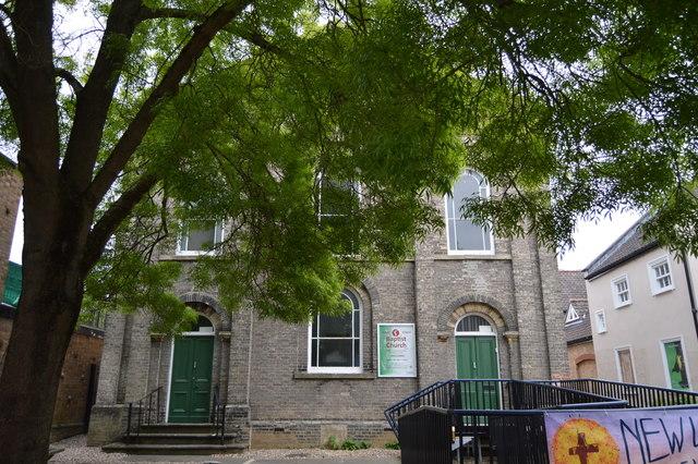 King Street Baptist Church