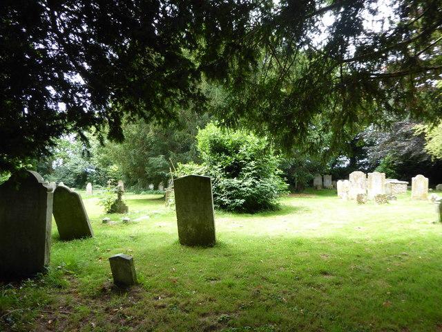 St. Mary, Ninfield: churchyard (a)
