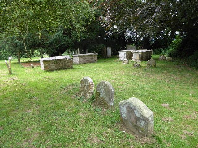 St. Mary, Ninfield: churchyard (d)