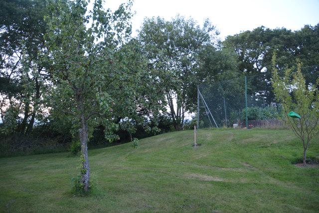 Mid Devon : West Serstone Garden