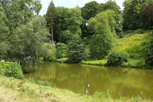Higher Water, Ugbrooke Park