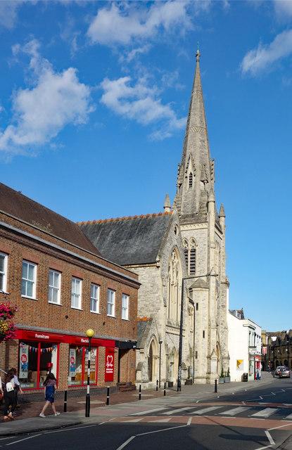 United Reformed Church, Fisherton Street, Salisbury