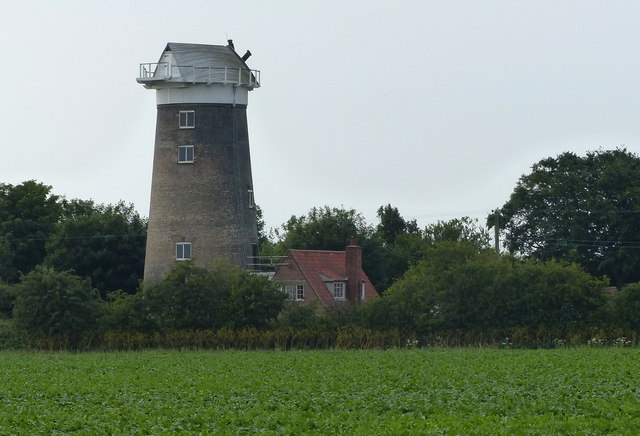 Ringstead tower mill
