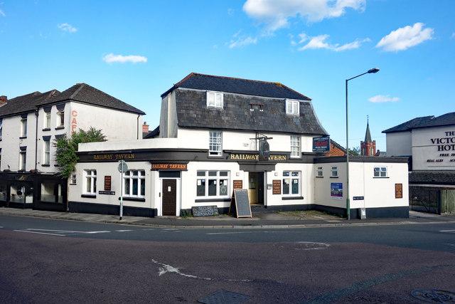 """Railway Tavern"", Salisbury"