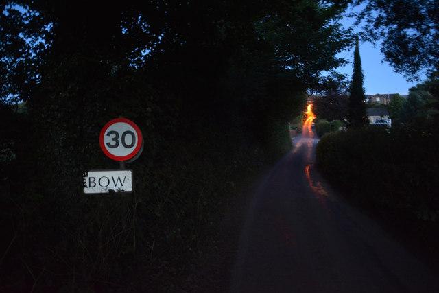 Bow : Water Lane