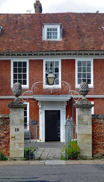 Sarum College, The Close, Salisbury