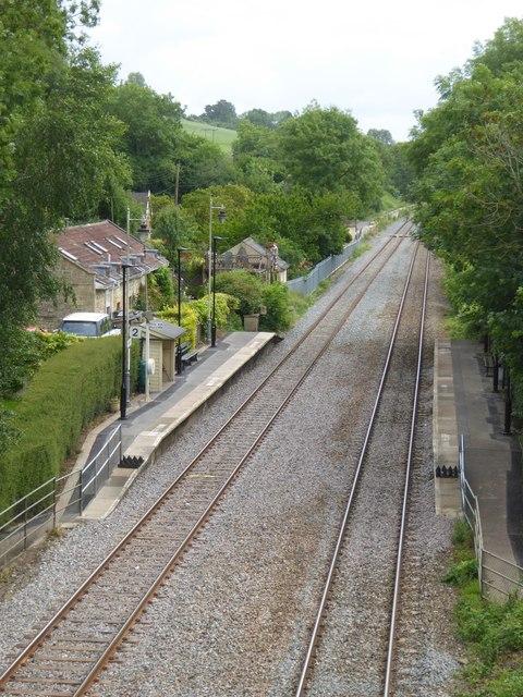 Avoncliff railway station