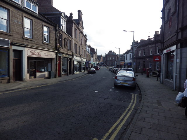Down Castle Street