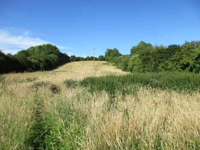 Footpath to Corkhill Lane