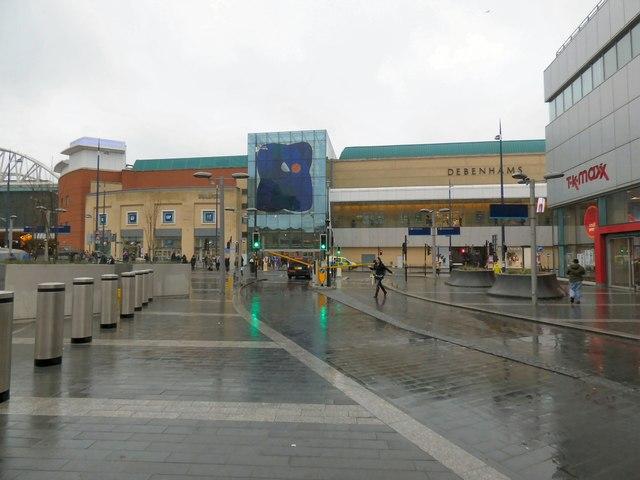 Bull Ring Shopping Centre