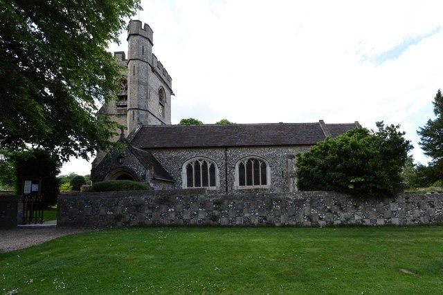 Chenies: St. Michael's Church
