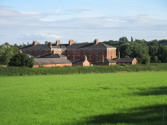 View of Southwell Workhouse