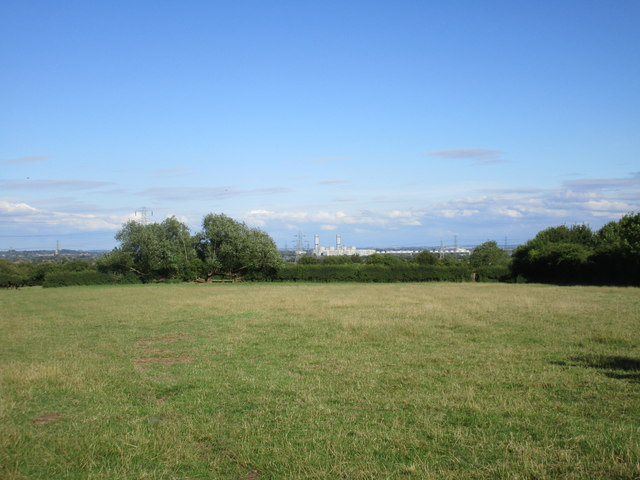 View towards Staythorpe C power station