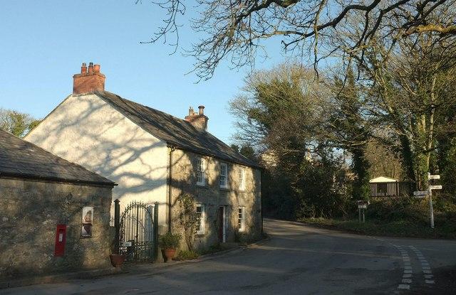 Former pottery, Wenfordbridge