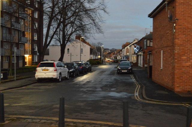 Wilbert Lane