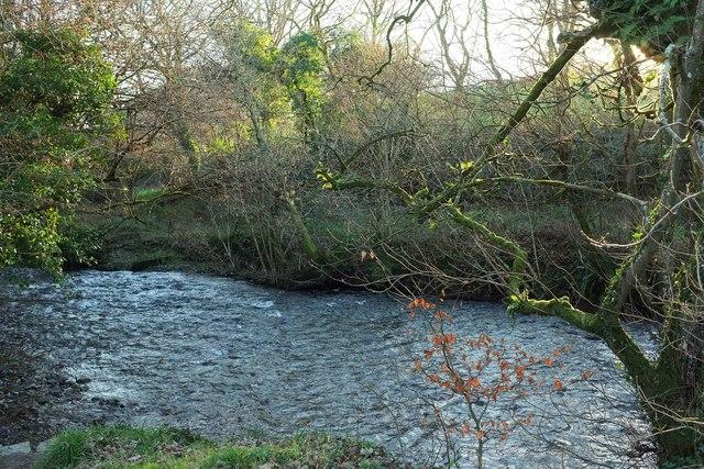 River Camel at Wenfordbridge