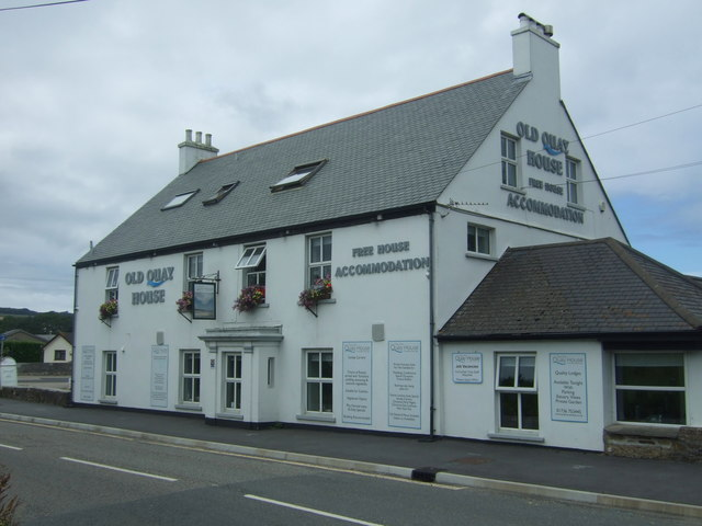 The Old Quay House, Griggs Quay